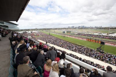 Melbourne Cup Carnival Hill & Lawn Stand Packages